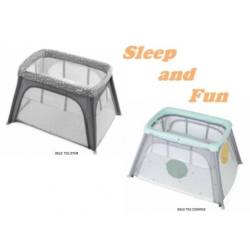 Sleep and fun - Moisés / parque de viaje - Jané