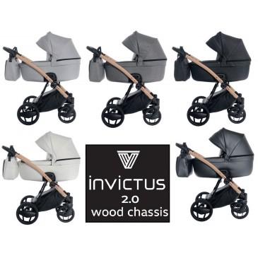 Tuchikitin 〰️Cochecito Invictus 2.0〰️. Invictus 2.0 es
