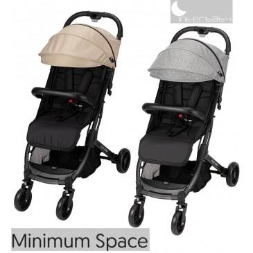 Silla de paseo Minimum Space - Interbaby