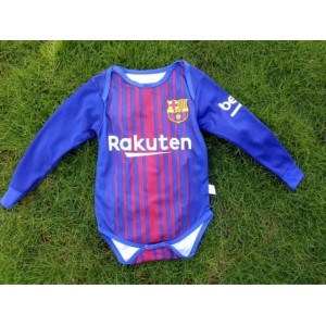 Body de manga larga Futbol Club Barcelona